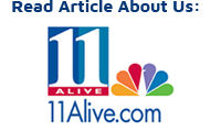 Read article about us on 11Alive.com